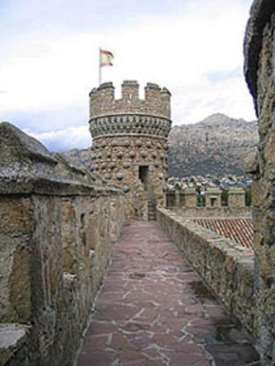 castillo-manzanares