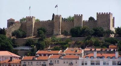 Castillo de San Jorge de Lisboa