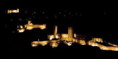 Castillos de Suiza