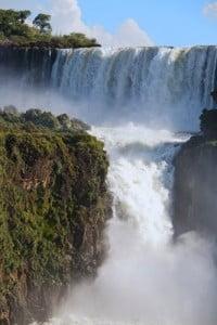 paisajes naturales Cataratas del Iguazú Parque Nacional de Argentina
