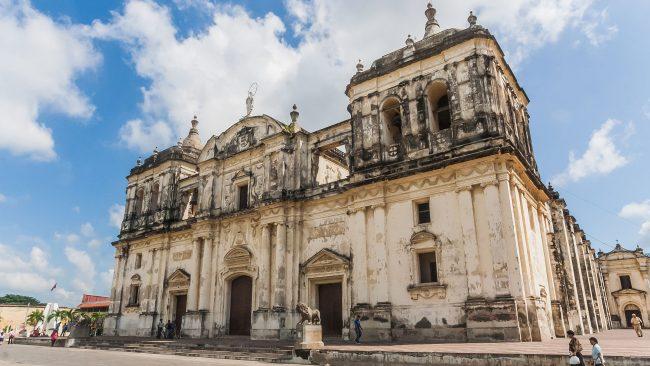 レオン大聖堂、ニカラグア