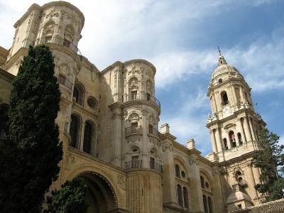 Órgano de la Catedral de Málaga