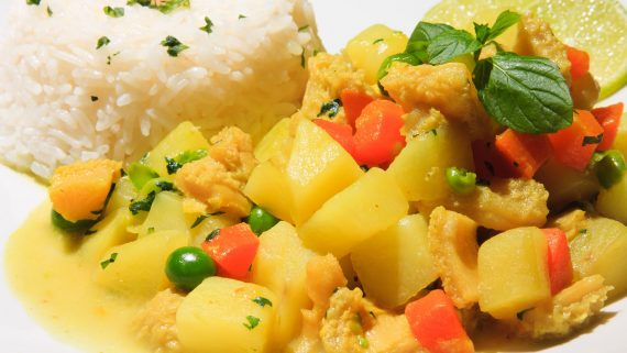 El cau-cau: plato típico peruano