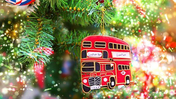 Celebración de la Navidad en Reino Unido