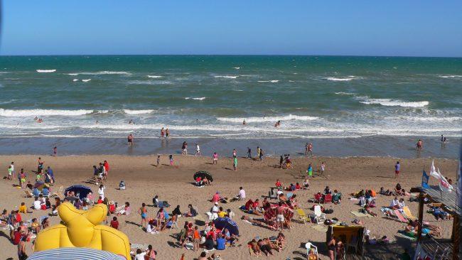 Celebrar la Navidad en las playas de Argentina