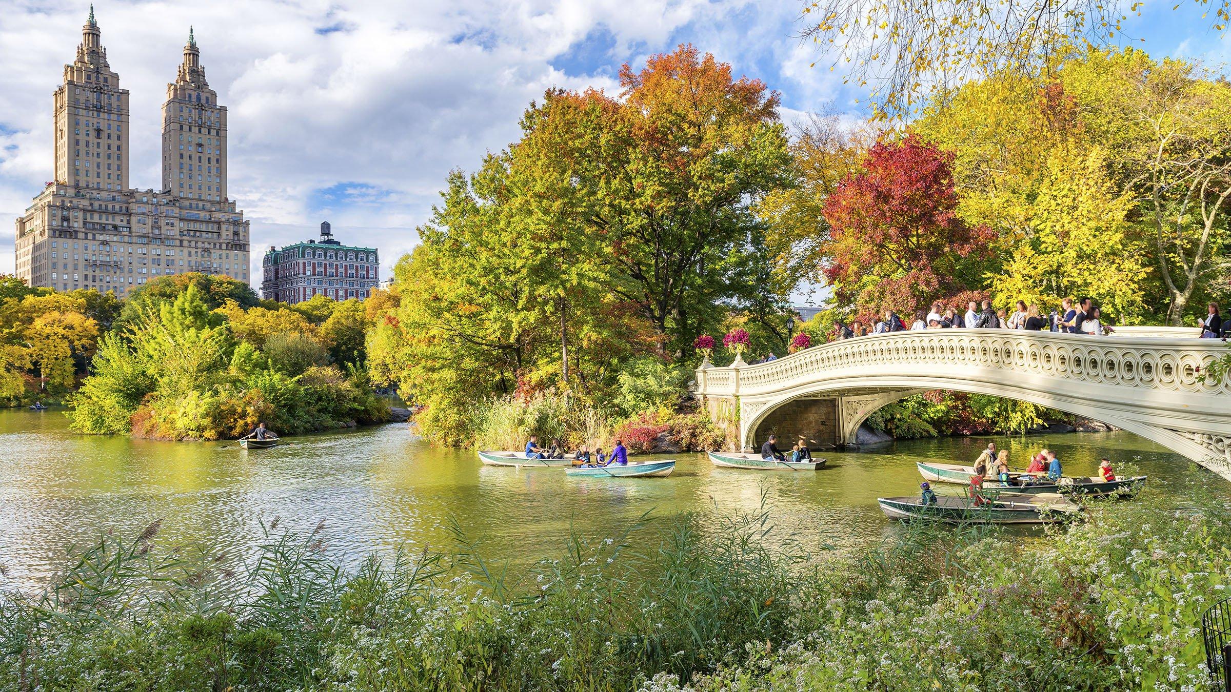 Ver artículo original central park – nueva york
