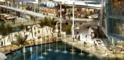 centro comercial al occidente de Zaragoza