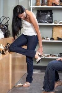 Centro comercial Alcampo zapatos