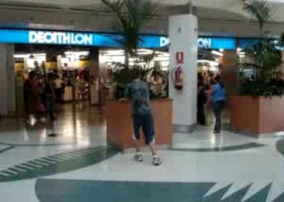 centro comercial en Zaragoza