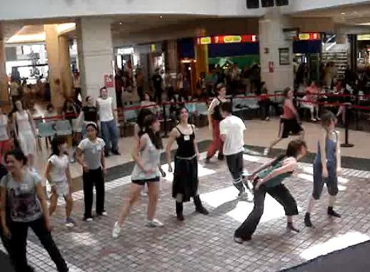 centro comercial en Zaragoza taller de baile en Augusta