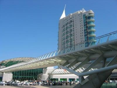 Centro comercial de Portugal