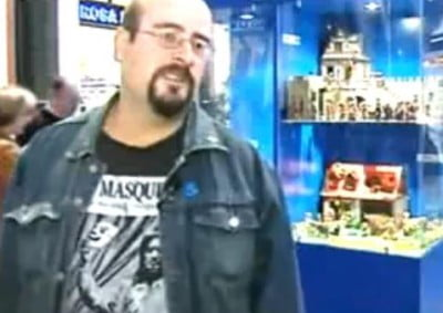 Centro Comercial Príncipe Pío exposiciones