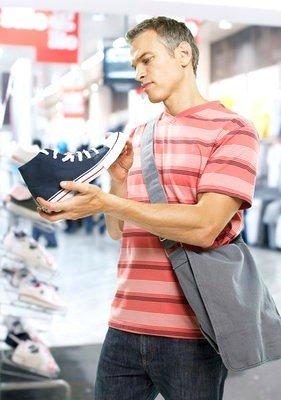 Centro comercial Salera zapatillas
