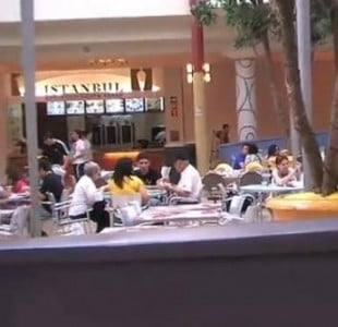 Centro Comercial Xanadú patio de comidas