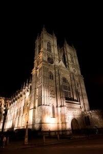 centro de Londres Abadía de Westminster