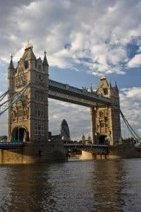 centro de Londres Puente de La Torre
