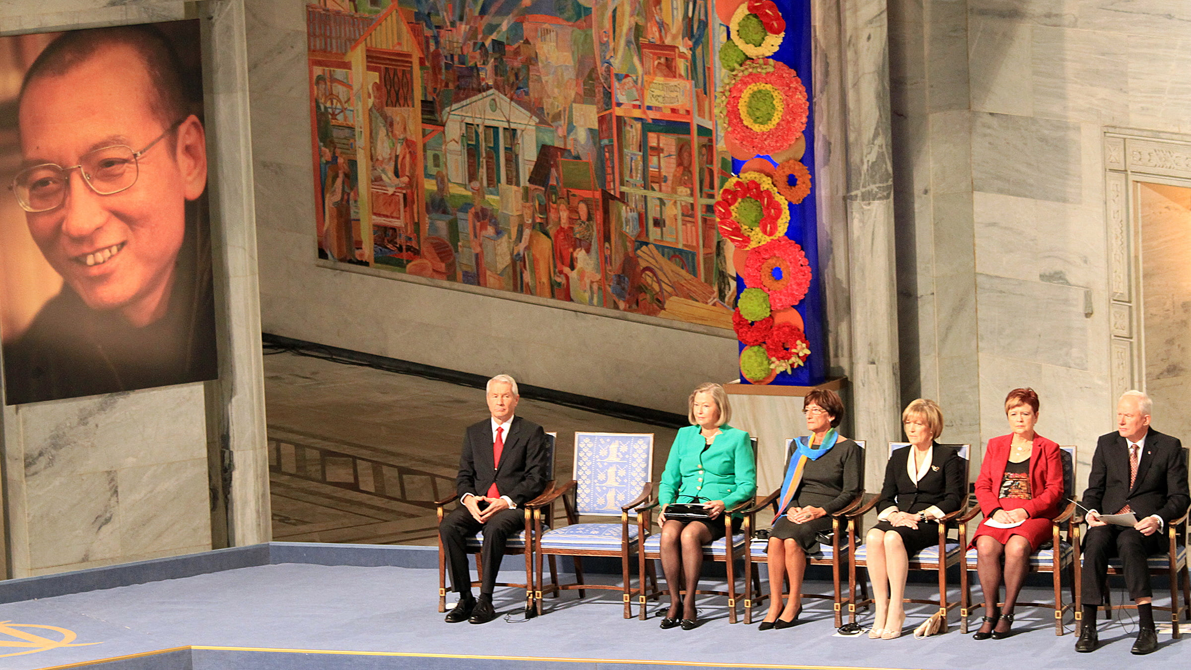 Ceremonia del Premio Nobel