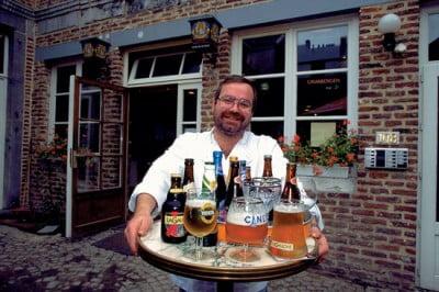 Cerveza de Bélgica