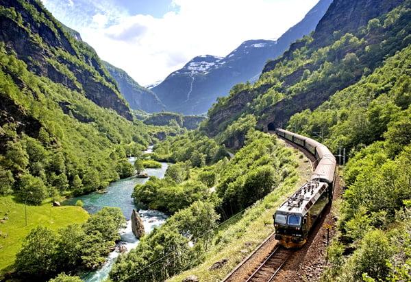 Circuitos de Noruega