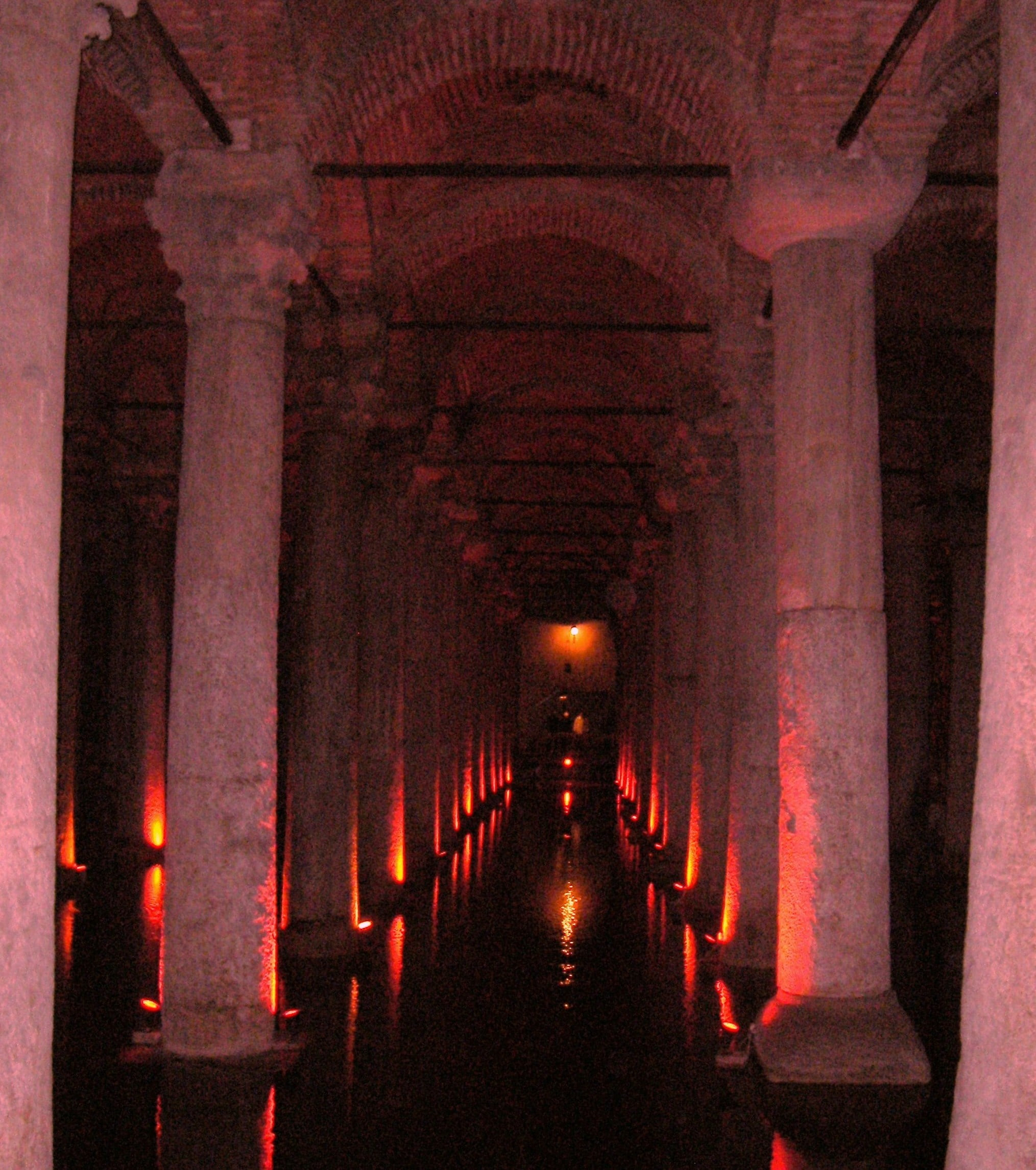 Cisterna de Justiniano