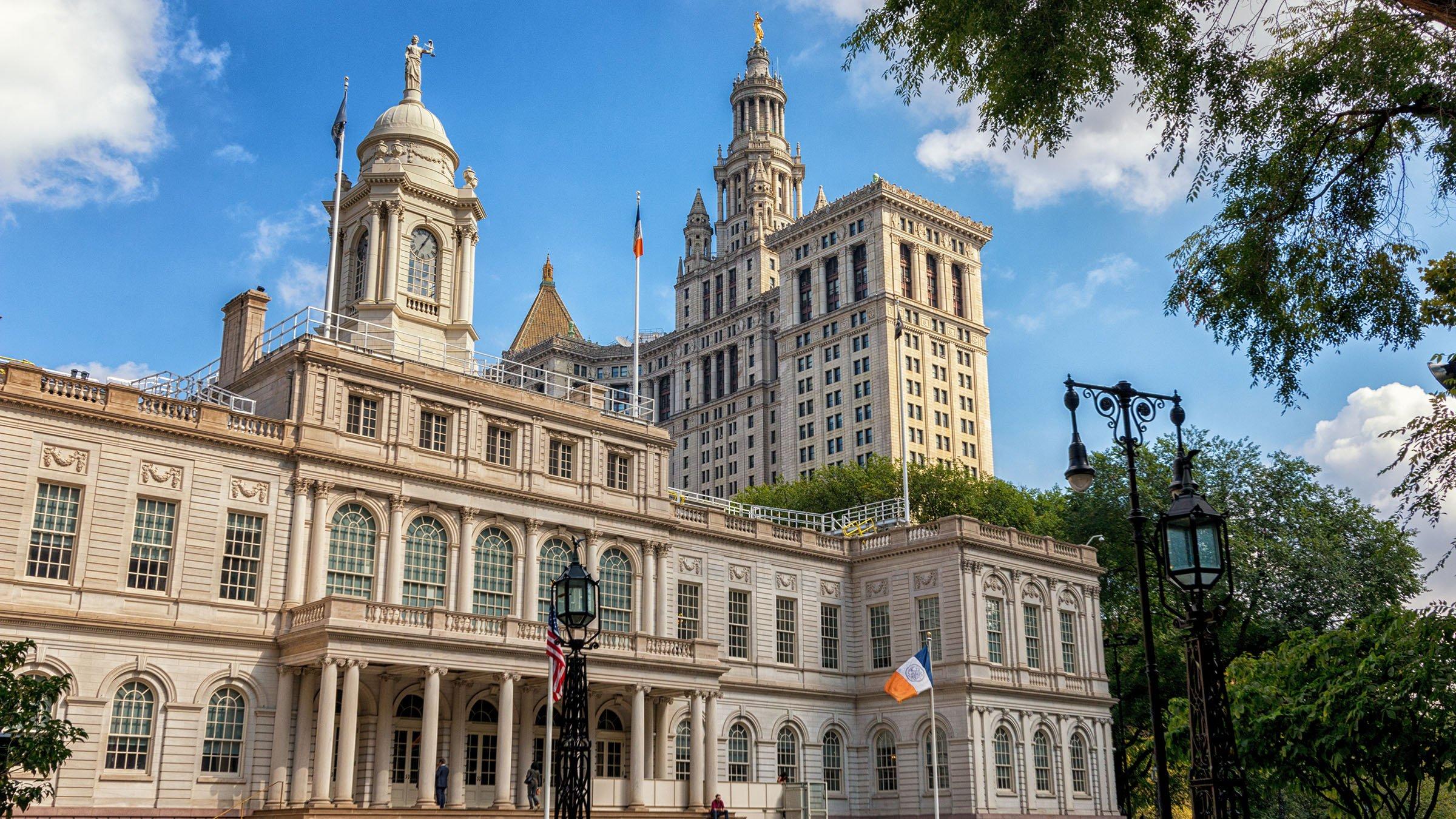 City Hall de Nueva York