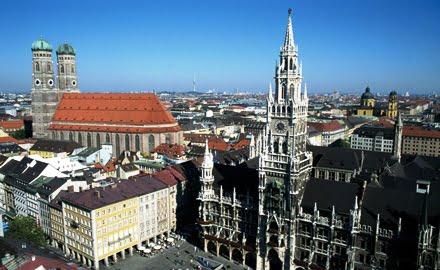 ciudad de Munich