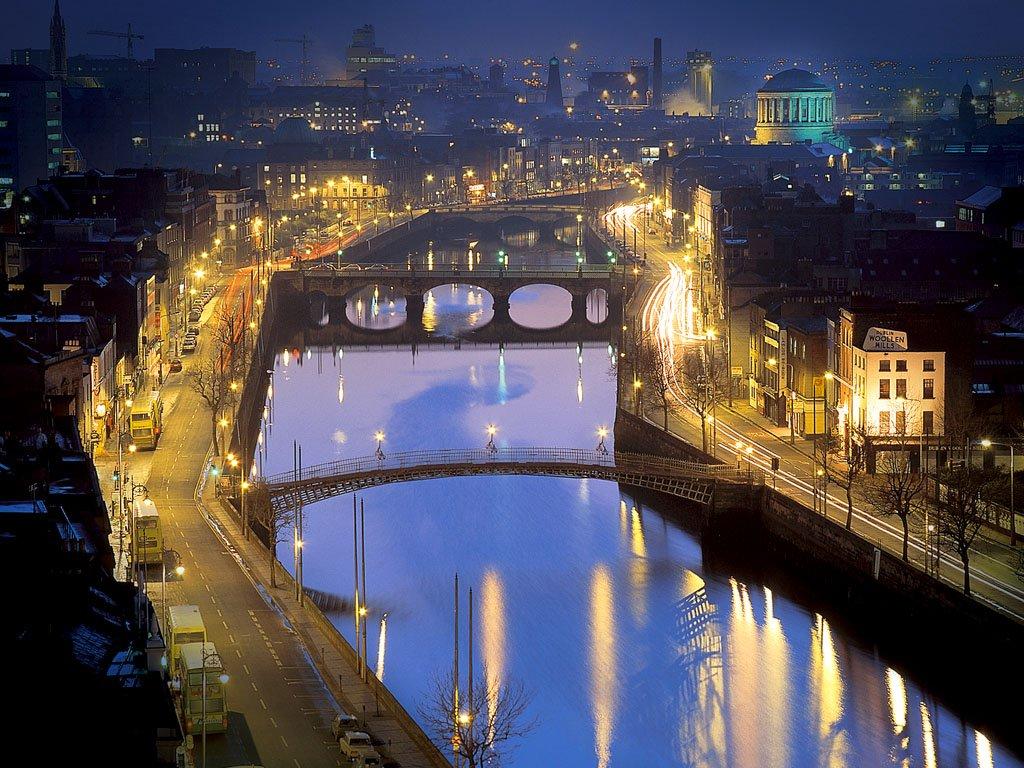 Ciudad de Dublín