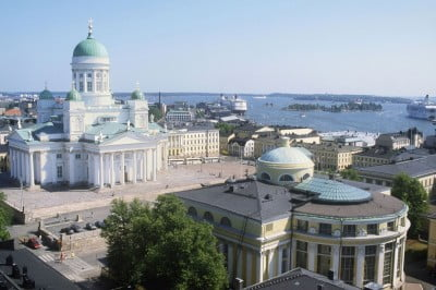 Ciudad de Helsinki