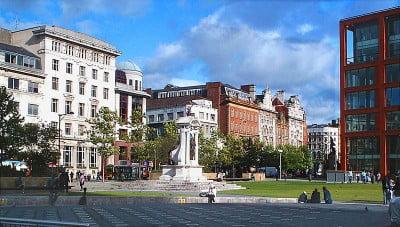 ciudad de Manchester