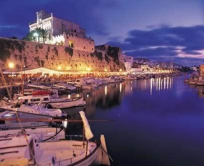Ciudadela en Menorca