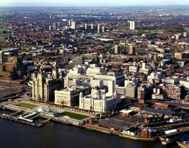 Ciudades de Inglaterra Liverpool