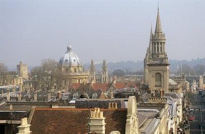 Ciudades de Inglaterra Oxford