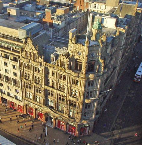 Ciudades del Reino Unido Edimburgo