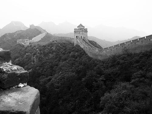 Claro Obscuro de La Gran Muralla China