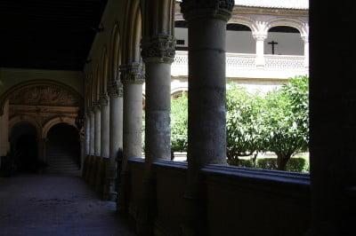 Claustro del Monasterio de San Jerónimo