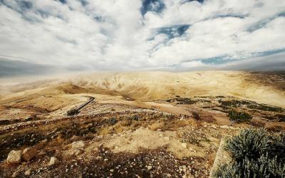 Clima de Jordania