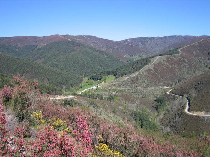 Clima de Ourense