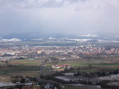 Clima de Vitoria