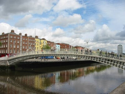 Clima de Dublín
