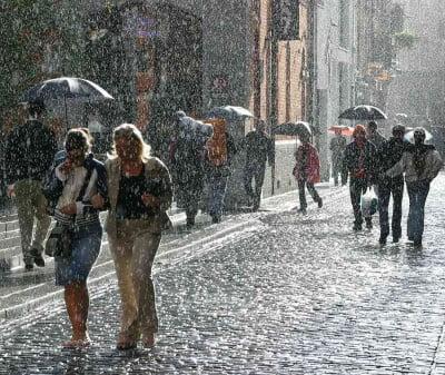 Clima en Dublín