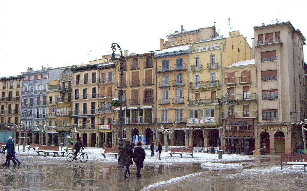Clima en Pamplona