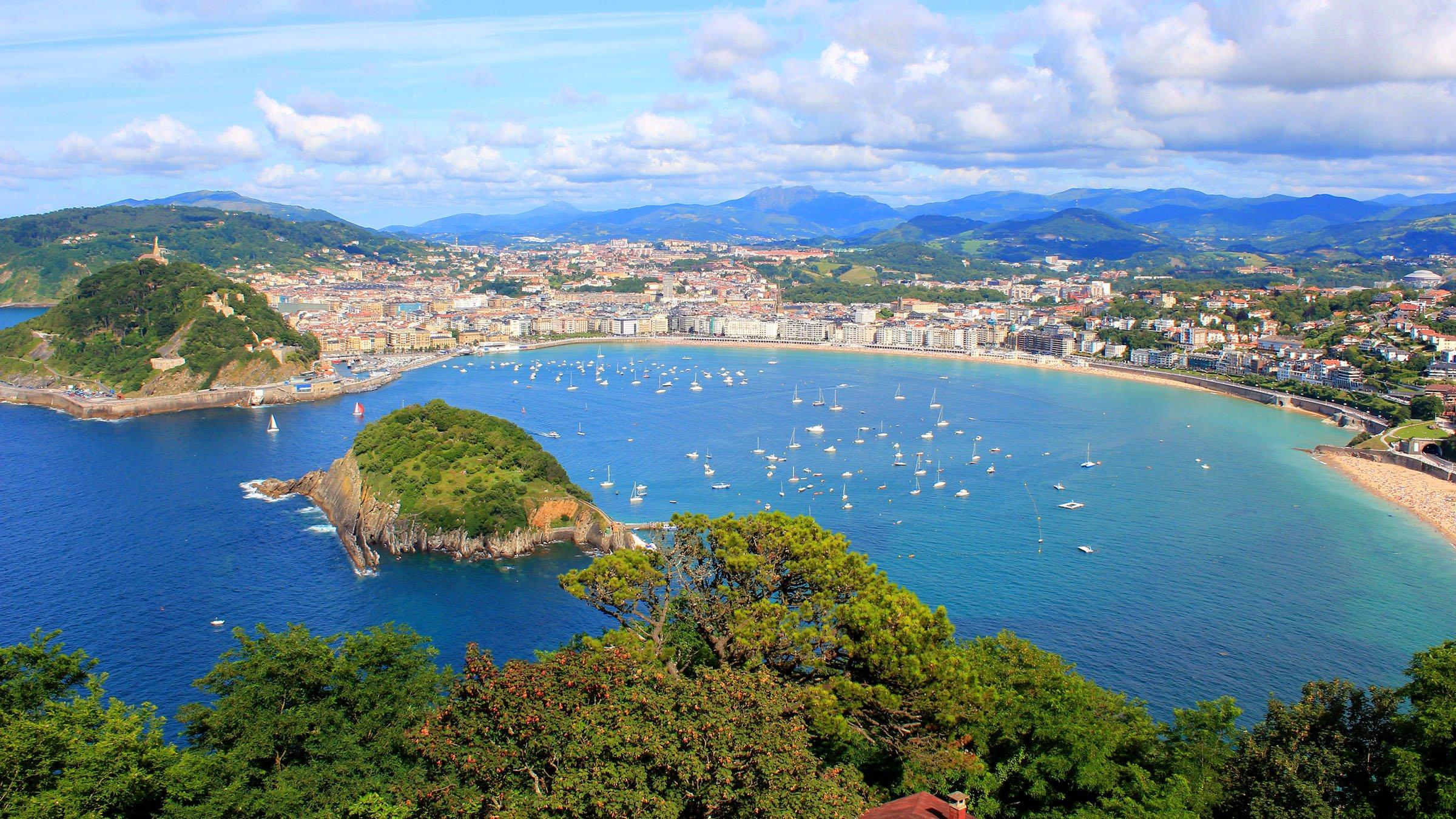 viaje africano córneo en San Sebastián