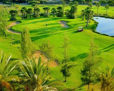 Club de golf en Tenerife