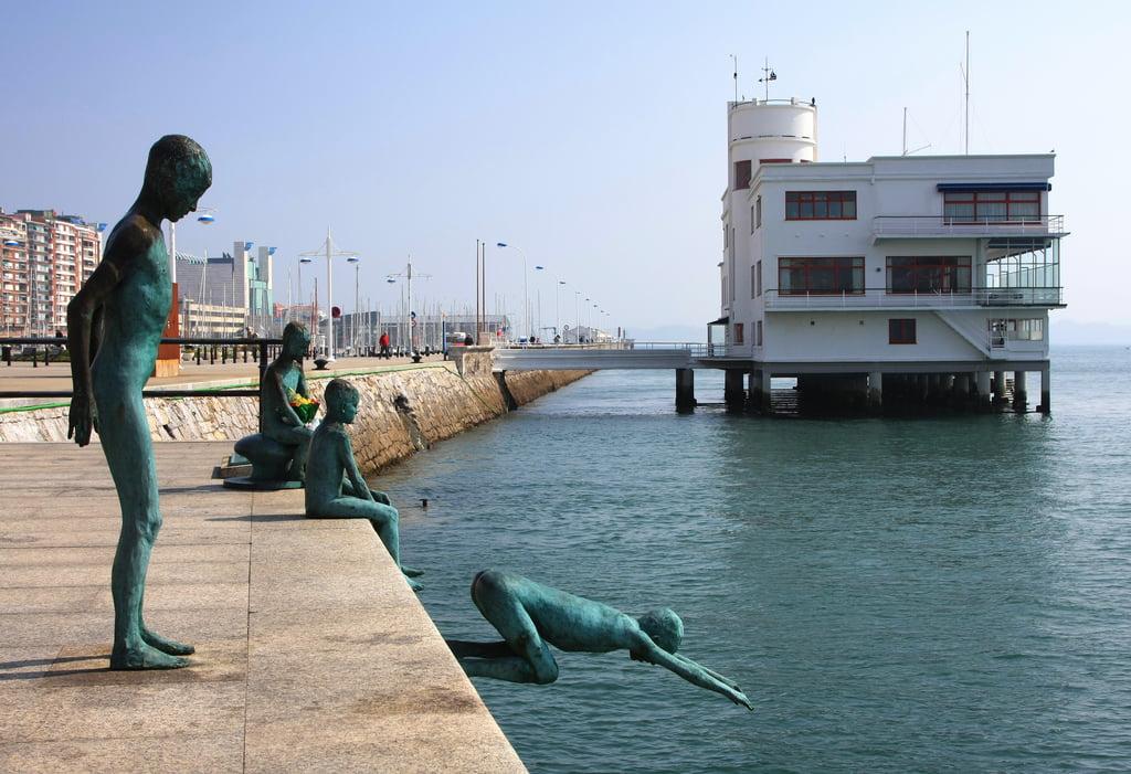 Club Marítimo en Santander