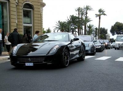Coches en Mónaco