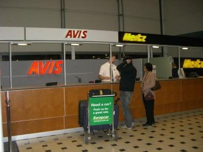 Alquilar coche en Aeropuerto de Valencia