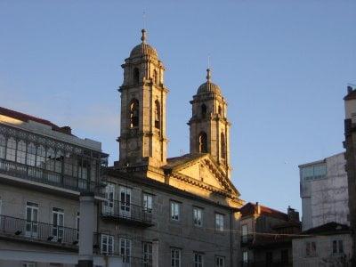 Colegiata de Vigo