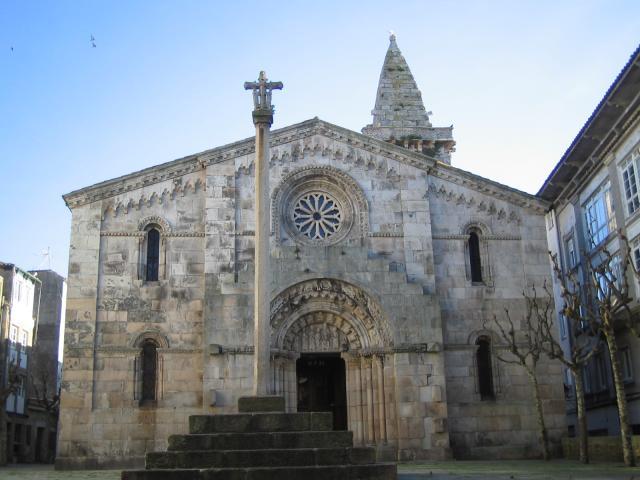 Colegiata Santa María del Campo