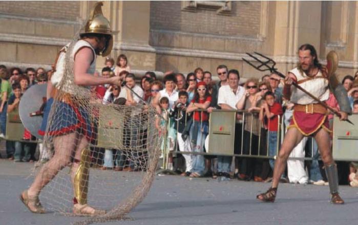 Actores del Coliseo