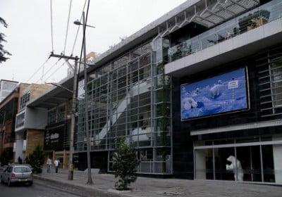 colombia centro comercial